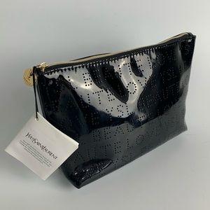 Yves Saint Laurent / YSL Perforated Makeup Bag
